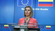 Могерини мягко ответила Трампу на его прогноз относительно развала ЕС