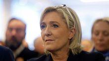 Кандидатка у президенти Франції Ле Пен відзначилась черговою скандальною заявою про Крим
