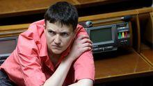 Террористы отреагировали на слова Савченко по решению войны на Донбассе