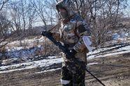 Силы АТО поймали на Донбассе боевика из России