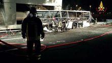 Автобус з туристами потрапив в аварію в Італії. Дуже багато загиблих