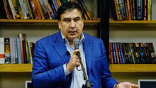 Саакашвили похвалил Порошенко