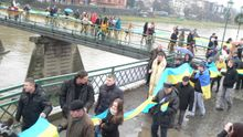 Украина отмечает День Соборности