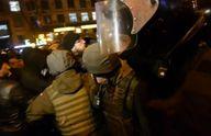 Столкновения на Европейской площади: задержаны активисты и командир батальона ОУН