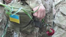 Террористы убили украинского бойца