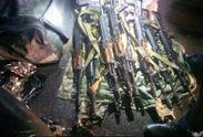 Матіос показав зброю, яку завтра мали застосувати на Майдані