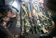 Матиос показал оружие, которое завтра должны были  применить на Майдане