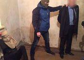 З'явилися фото Гончаренка з його викрадачами