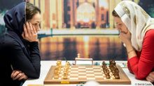 Шахи: Українка Музичук вийшла в фінал чемпіонату світу, розгромивши росіянку