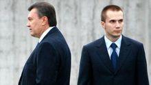 Банк Порошенка заблокував мільйони на рахунках Януковича-молодшого