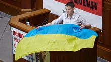 """Савченко написала відкритого листа лідерам """"Нормандської четвірки"""""""