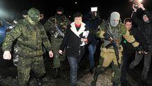 """Терористи """"ДНР"""" зібралися до Києва через візит Савченко"""