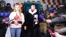 Журналист отметил интересную деталь визита Савченко на Донбасс