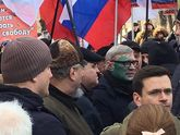 Зеленкой облили экс-премьера России