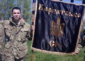 Назвали ім'я вбитого сьогодні на Донбасі українського бійця