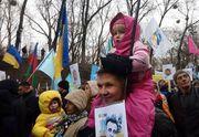 Головні новини 26 лютого: Марш солідарності з Кримом, бойовики їдуть до Києва