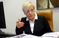 НБУ заперечує, що Гонтарева йде з посади
