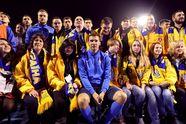 Хорватия – Украина: как игроки и болельщики в Загреб добирались