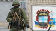 Украинская армия с черноморским флотом России сдружились, – свидетель об аннексии Крыма