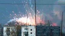 Тетерук заспокоїв: українська армія нічого не втратить через пожежу у Балаклії