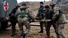 Военные хирурги провели уникальную операцию в АТО