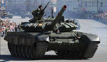 Росія перекинула до кордону з Україною нові танки