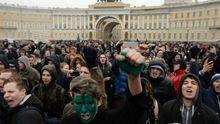 Главные новости 26 марта. Масштабные митинги по всей России, катастрофа украинского вертолета