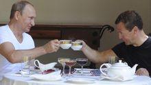 Корупція Медведєва – дитячий лемент у порівнянні з Путіним, – політолог