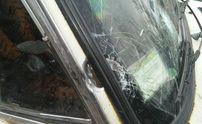 """Снайпер """"ДНР"""" обстріляв авто мирних жителів"""
