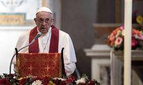 """Папа Франциск призвал остановить """"повелителей войны"""""""