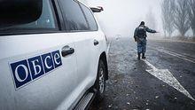 Автомобиль ОБСЕ подорвался в зоне АТО, есть погибшие