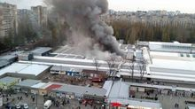 Поліція повідомила нові подробиці масштабної пожежі в Одесі