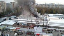 Полиция сообщила новые подробности масштабного пожара в Одессе