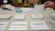 Вибори у Франції: зафіксовано рекордну кількість виборців за останні 40 років