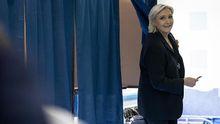 Во второй тур президентских выборов во Франции проходит подруга Путина, – экзит-пол