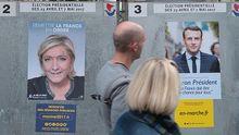 Президентські вибори у Франції: з'явились остаточні результати першого туру