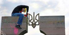 Нам начебто сказали: українцям місце у стійлі, – голова ОУН про демонтований пам'ятник упівцям