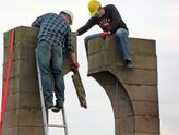 МЗС України жорстко зреагувало на демонтований пам'ятник УПА