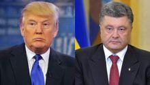 Холод между администрациями Порошенко и Трампа вряд ли скоро сменит оттепель, – Independent