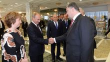 Російські ЗМІ повідомили про нові таємні домовленості Путіна та Порошенка