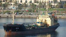 Українське судно зі стріляниною захопили в Лівії