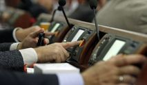 Как депутаты голосуют за законы Порошенко: инфографика
