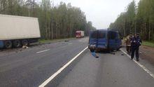 У МЗС розповіли деталі страшної аварії з українцями у Росії