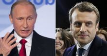 Путін доводитиме Макрону, що він сприяв його перемозі, – експерт