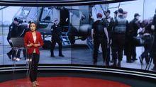 Итоговый выпуск новостей за 21:00: Освобождение задержанных налоговиков. Третья годовщина Порошенко