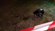 Появились новые подробности относительно расстрела мотоциклиста в Киеве