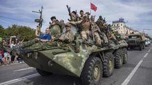 Гібридна війна Росії набирає обертів, – Порошенко