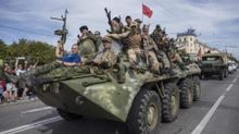 Гибридная война России набирает обороты, – Порошенко