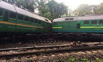 Столкновение поездов в Хмельницкой области: в больницах возросло количество пострадавших