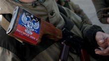 """От """"дружественного огня"""" боевиков погиб десяток террористов на передовой в Авдеевке"""